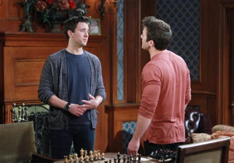 days of our lives dool spoilers chad blamed for paige days of our lives recap lies and manipulations tv fanatic