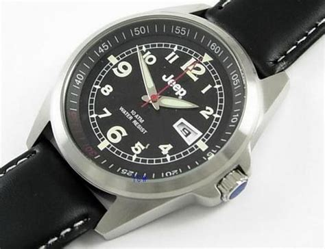 Jeep Watches S Watches Mens Jeep 10 Atm Classic Stainless