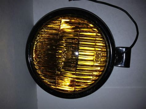 purchase vintage fog lights motorcycle  monroe township  jersey