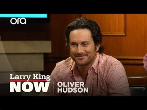 oliver hudson on bill hudson oliver hudson on his current relationship with father bill