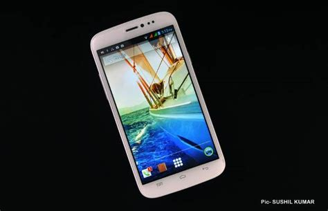 galaxy mega vs canvas doodle 2 micromax canvas doodle 2 review big and bold