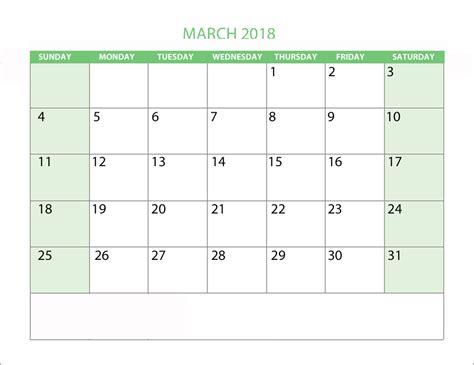 printable calendar 2018 custom march 2018 custom calendar templates tools