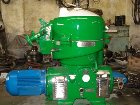 Reconditioned Alfa Laval Mineral Oil Purifier