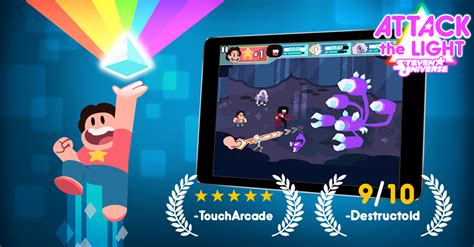 Attack The Light Steven Universe by Attack The Light Steven Universe Mobile Free For