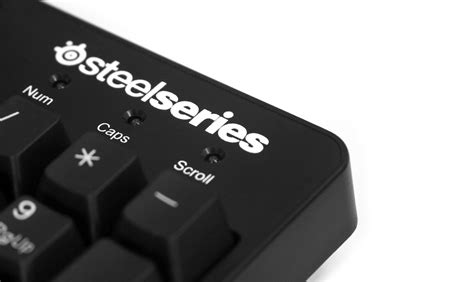 Keyboard Steelseries 7g Us steelseries 7g professional gaming keyboard introduced in