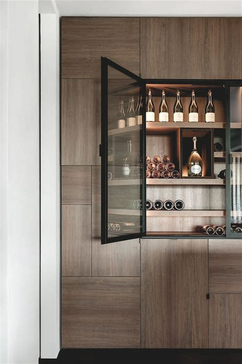 built in wine bar cabinets 25 best ideas about wine cabinets on pinterest
