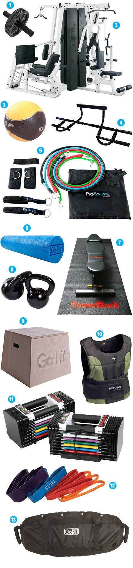 best home exercise equipment 2014 fit gift guide
