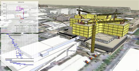 warehouse layout sketchup 4d virtual builder for trimble sketchup sketchup