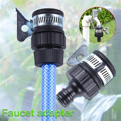 hot sale pcs universal garden water hose tap connectors
