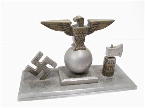 Desk Statue by Welcome To Victorymilitaria Italian Desk Statue