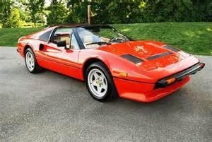 1985 308 Gts Quattrovalvole 1982 1985 308 Gts Quattrovalvole Car Review