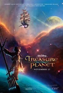 treasure planet main poster simpsonsquire deviantart