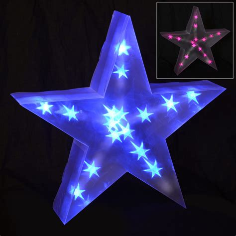 marion star christmas decoration large light decoratingspecial