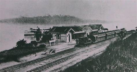 Ktm Singapore Woodlands Malaya Railway The Johor Singapore Causeway