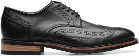 transparent oxford shoes walk mens eliot in gartes black