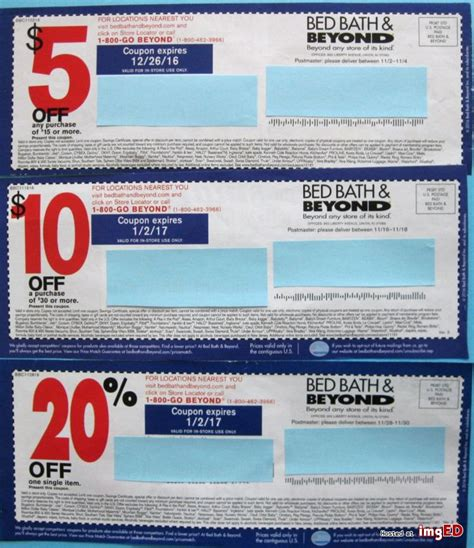 bed bath and beyond coupon 5 off bed bath and beyond 5 15 28 images 5 15 bed bath