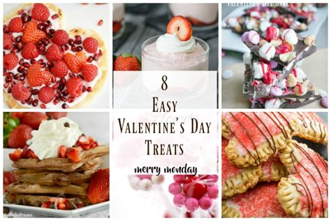 easy valentines day desserts 8 easy s day treats meatloaf and melodrama