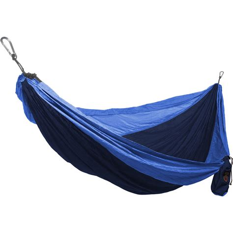 grand trunk single hammock grand trunk parachute hammock single shmix b h photo