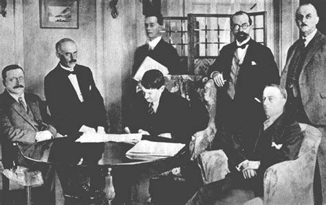 Anglo Treaty Negotiations Essay by Michael Collins Signs The Treaty And His Warrant 95 Years Ago Today Irishcentral