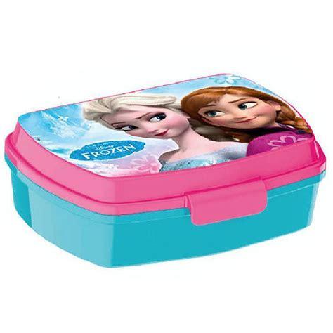 Lunch Box Frozen disney frozen plastic lunch box new official ebay