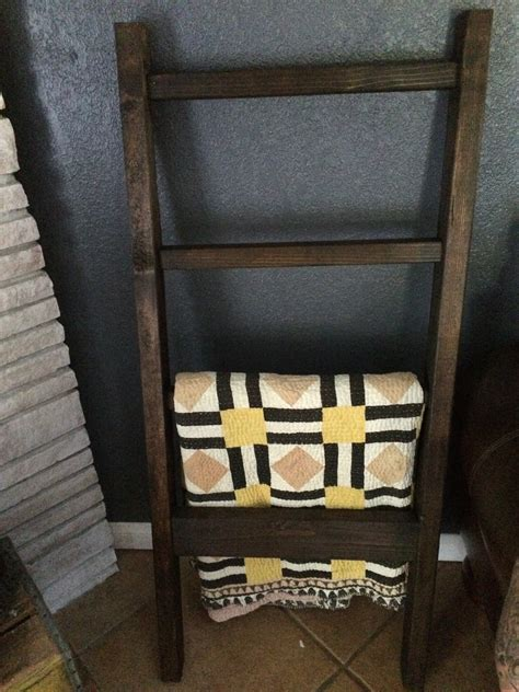quilt blanket rack easy diy shepherd antiques