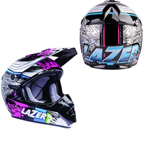 lazer motocross helmets lazer mx8 flash glass motocross helmet motocross