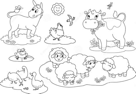 farm coloring pages for toddlers farm coloring pages for preschool az coloring pages