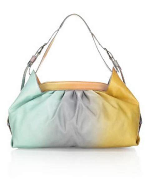 Fendi 10th Anniversary Baguette Designer Handbag Ae Only 40 Made by Bagfetish Unleashed Fendi Pastel Ombre Doctor B Bag