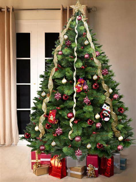 Slimline White Christmas Tree - green norwegian spruce christmas tree 6 5ft artificial christmas trees from giftsandplants co uk