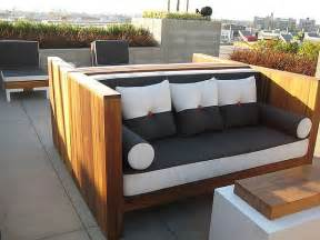 modern patio set wood furnishings care dusting and cleaning