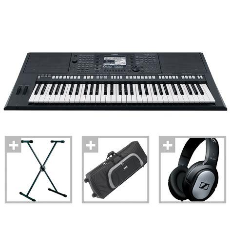 Keyboard Yamaha Nuansa Musik yamaha psr s 750 bundle iv 171 keyboard