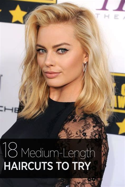 Mid Hairstyles by 33 Most Stylish Mid Length Haircuts Medium Length