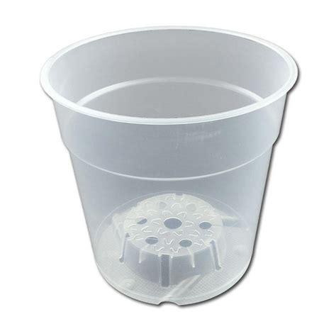 Clear Planter Pots by Clear Plastic Planter 5 75 Quot