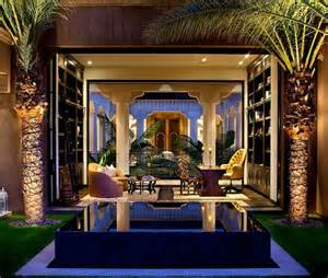 moroccan houses spectacural moroccan style residence in l a decor advisor