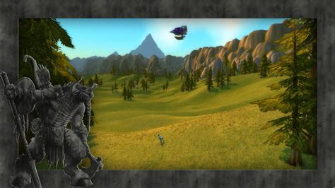 Mba Terrain by Interactive World Of Warcraft Plains