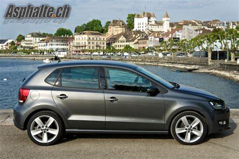 VW Polo 1.2 TSI DSG : essai longue durée   Asphalte.ch