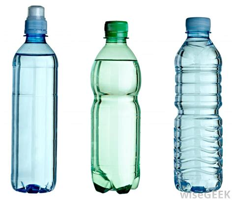 water bottle what is the cycle of a plastic bottle with pictures