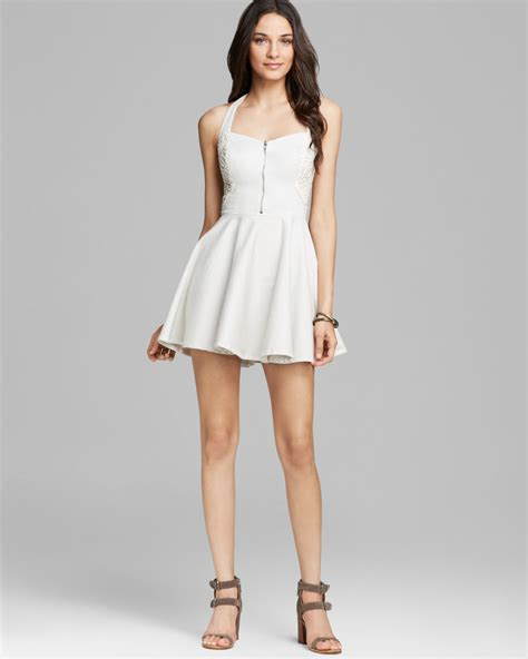 1 Guess Dress by Lyst Guess Dress Mirage Ingrid In White