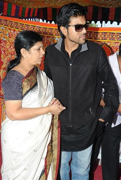 ram charan teja family photos ram charan teja family childhood photos