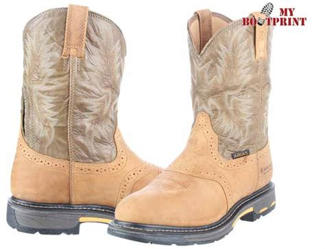 best slip on work boots the best pull on work boots slip on work boots 2017