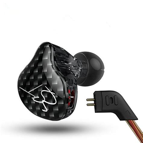 Headset Zst Easy Kz Zst Hybrid Banlance Armature With Dynamic In Ear