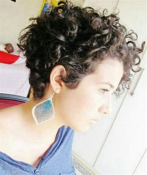 perm for pixie hairstyle 12 short curly permed hairstyles 2017 goostyles com