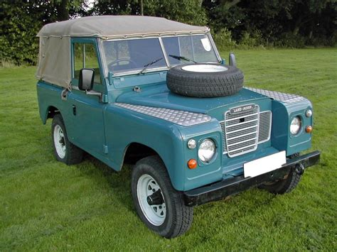 1975 land rover 1975 land rover series iii information and photos