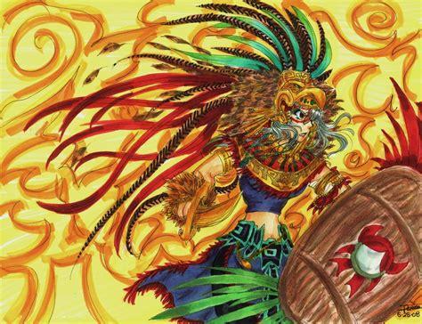 Imagenes De Chinas Aztecas | aztecas by oasiswinds on deviantart