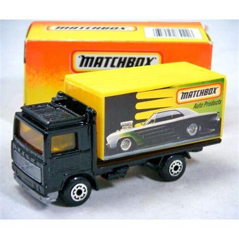 volvo matchbox matchbox volvo container truck mb fastlane global