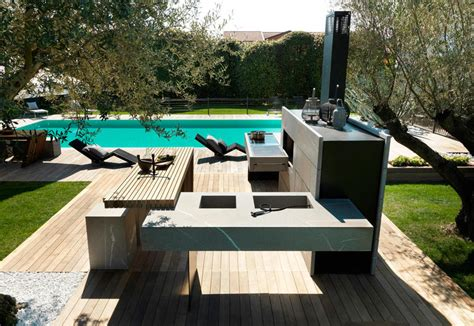 cucina da esterno con barbecue beautiful cucina da esterno con barbecue gallery ideas