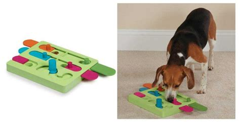 puzzle for dogs interactive puzzles for dogs treat hiding toys great bonding tools ebay