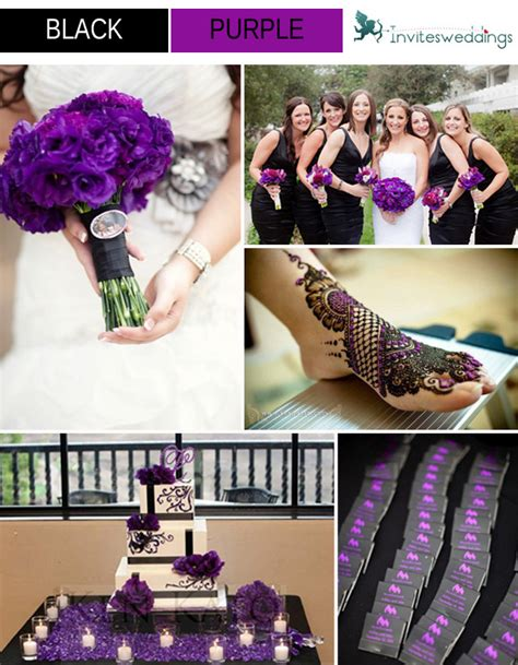 creating the right wedding style and color