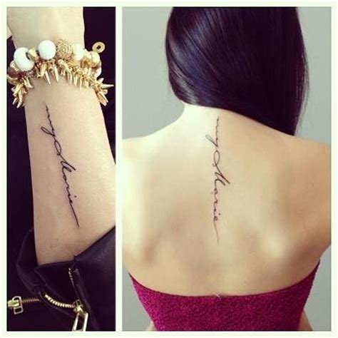 various inspiring ideas of the stylish yet simple dining mother daughter matching tattoo simple yet beautiful