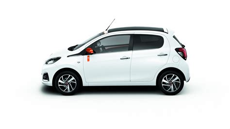 peugeot open top peugeot 108 roland garros special edition is the
